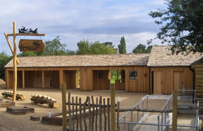 timber-information-centre-hobbledown-adventure-park